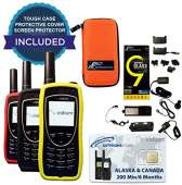 Iridium 9575 Extreme Satellite Phone - Alaska & Canada: 200 Minutes