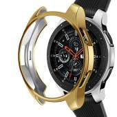 Samsung Galaxy Watch NaHai TPU Slim Plated Case - Gold