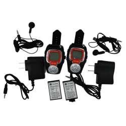 RD-08 VECTORCOM Portable Digital Wrist Watch Walkie Talkie ...