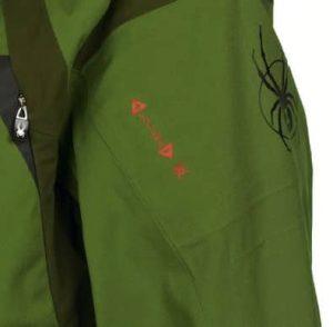 Spyder Glacial Jacket with Gesture Control 13