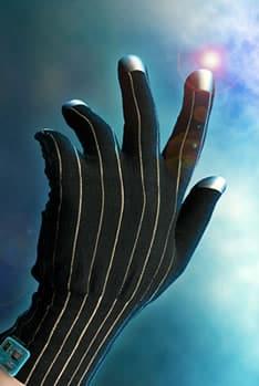 Wii Glove Controller 1