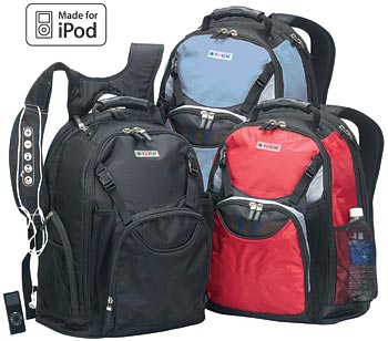 G-Tech The Techno Backpack 6