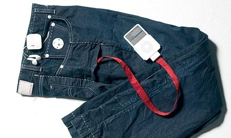 Levis iPod Jeans 11