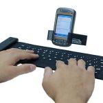 Mobis RoKy wireless fabric keyboard 1
