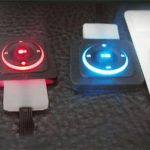 Fitright Industrial Light-up Keypad for Jackets and Bags 2