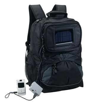 G-Tech Solar Backpack 12