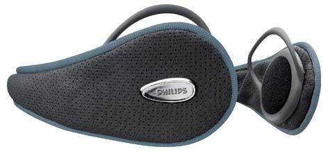 Philips Neckband Headphones HS850 6