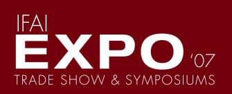 IFAI Expo 2007 and E-Textiles 12