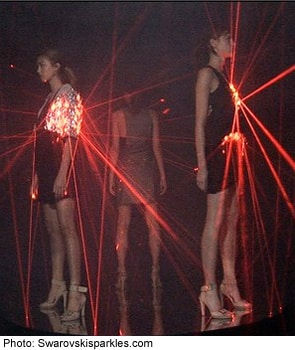 Sparkling Crystal Dress - Hussein Chalayan 10