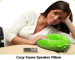 Sweet dreams with the Pillow Speaker pillow 11