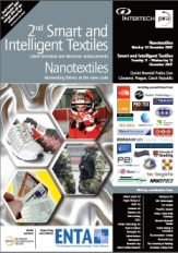 Last call for the Smart and Intelligent Textiles Conference 6