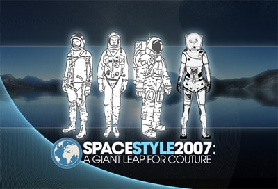 Space Style 2007 - What to Wear in Space? 8