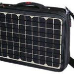 Voltaic Generator Laptop Solar Bag - Introduced at CES 4