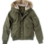 Woolrich I-Military iPod Parka 1