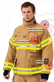 VIKING Turnout Gear High Tech Firefighter Safety Clothing 8
