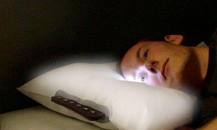 glo Pillow Illuminating Alarm Clock 12