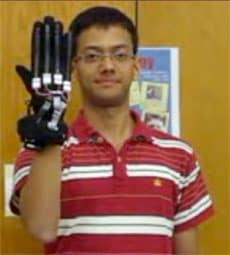HandTalk communication glove 8