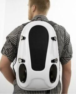 Reppo II Boombox Backpack 13