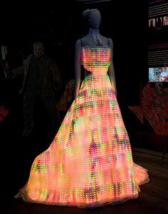 Cute Circuit Galaxy LED Dress 3