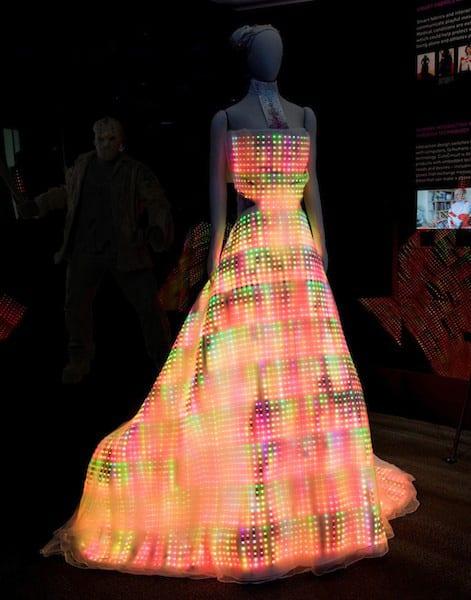 Cute Circuit Galaxy LED Dress 7
