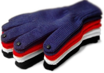 Dots Gloves Touch Screen Gloves 1