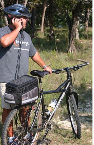 Eclipse Solar Gear Nomad Solar Bike Bag 8