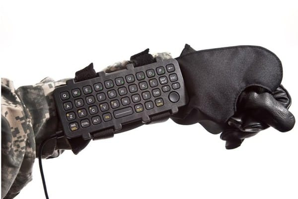 iKey AK-39 wearable keyboard 6