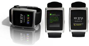 Allerta inPulse BlackBerry Smart Watch 4