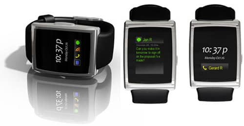 Allerta inPulse BlackBerry Smart Watch 5