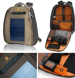 O-range Miles Solar Backpack 9