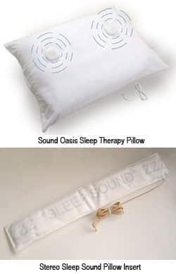 Sensorcom Stereo Speaker Pillows 5