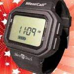 Silent Call Deaf Assistance Silent Touch Watch 1