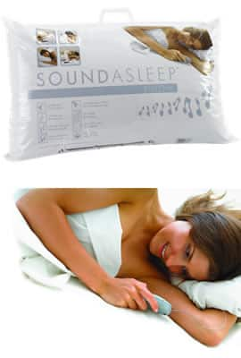 Sound Asleep Speaker Pillow 7