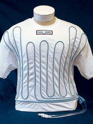 Cool Shirt Refrigerated Shirt 8