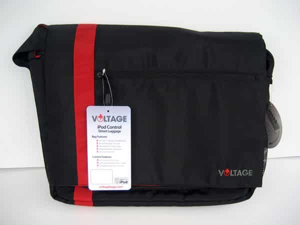 Voltage bag Front