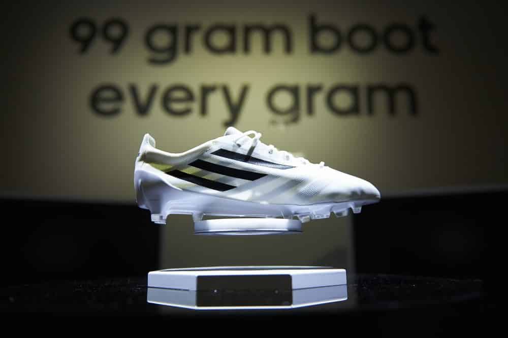 Adidas adizero Soccer Boot is Light and Filled With Tech 8