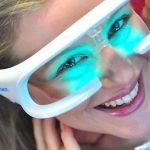 Body Clock Resetting LED Glasses 1