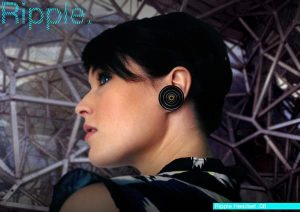 Ripple Headset is the Earring/Headphone Combo of Your Dreams 8