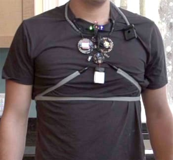 Wearable Pollution Monitor by Conscious Clothing 2