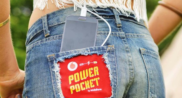Vodafone Power Pocket - Harvesting Energy From Body Heat 2