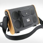 Roots Rock Portable Audio System by House of Marley 1