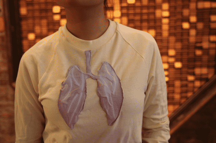 Warning Signs T-Shirt Tells You Air Pollution Levels 1