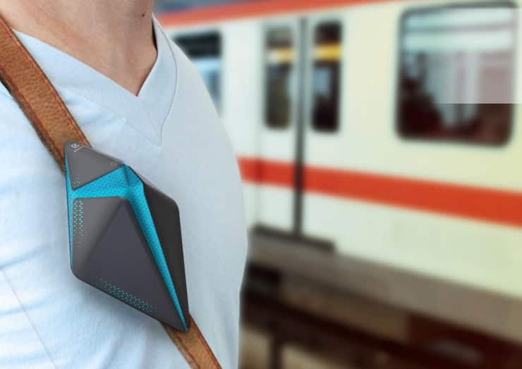 Ohita Air Purifier is a Wearable and Futuristic Wonder 2