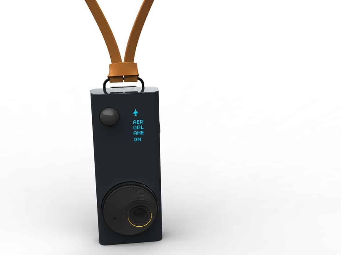 Autographer Wearable Camera Goes on Sale Tomorrow 7
