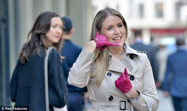 Gloves That Double As Phones 3