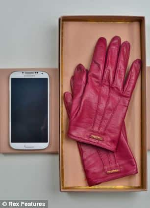 Gloves That Double As Phones 2