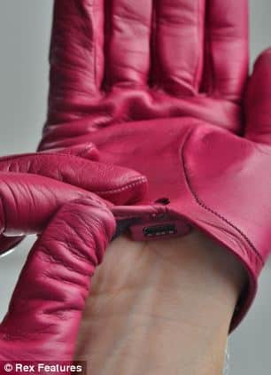 Gloves That Double As Phones 1