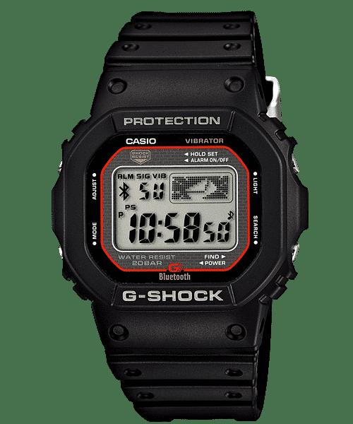 Casio G-Shock Bluetooth Watches 7