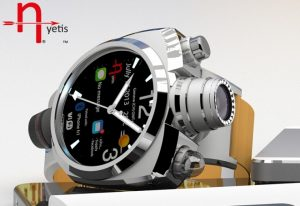 Hyetis Crossbow Smartwatch Features a 41 Megapixel Camera 15