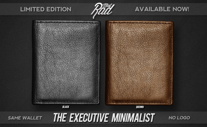 MostRad Minimalist Wallet Also Features RFID Protection 7